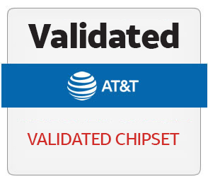 Validated Chipset